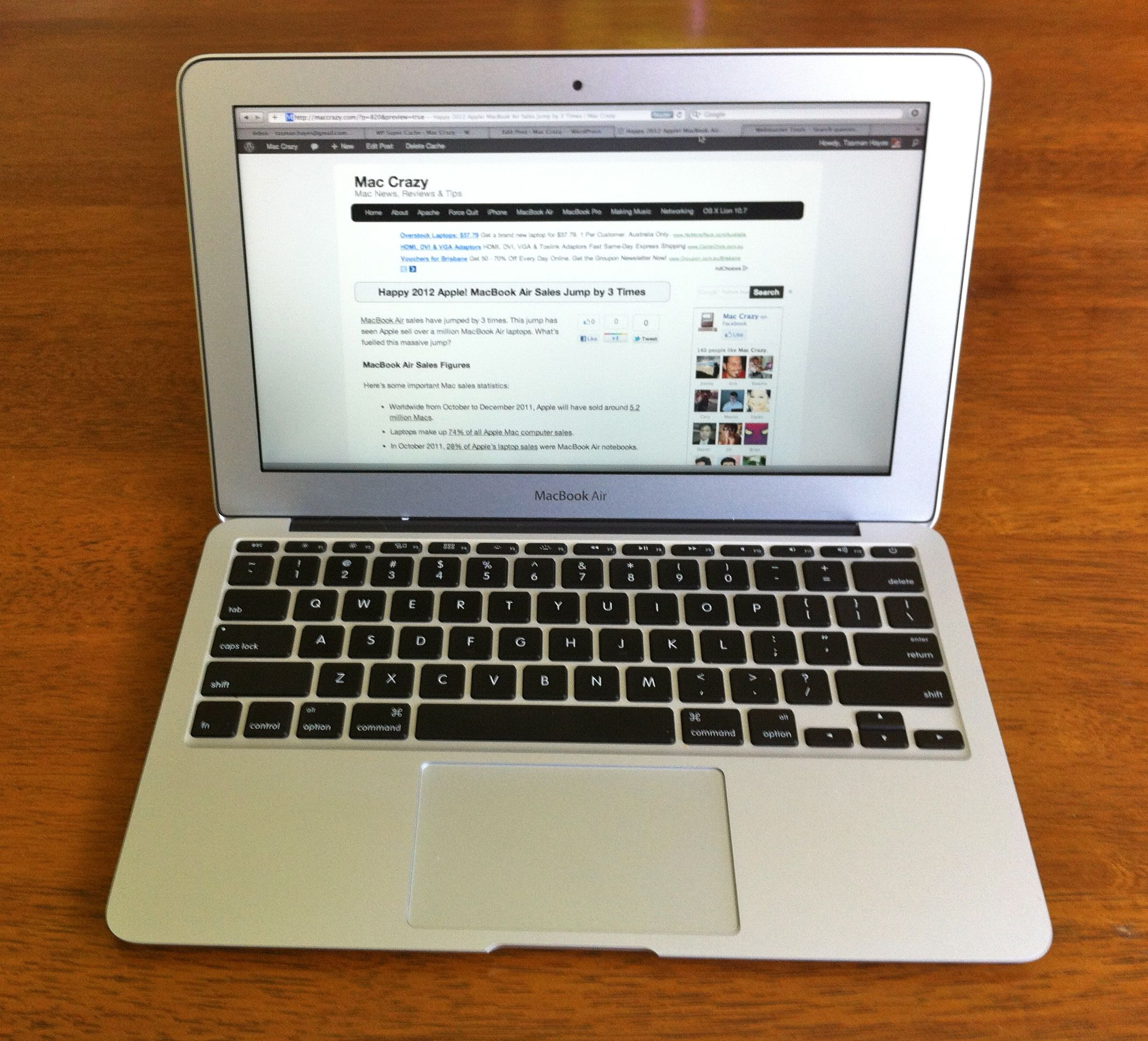 Used Macbook Air For Sale